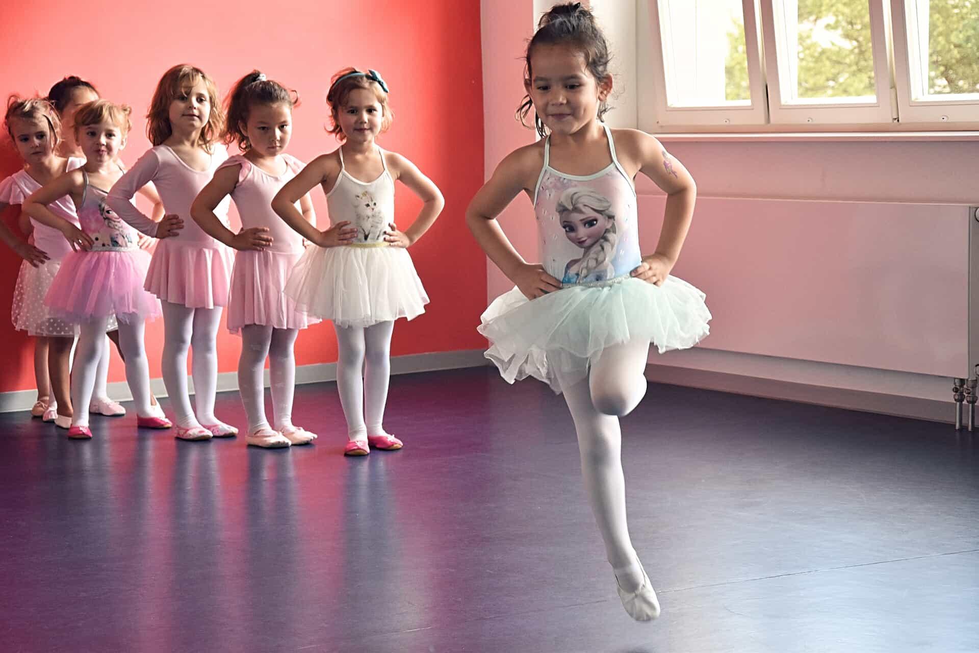 Pré- Ballett